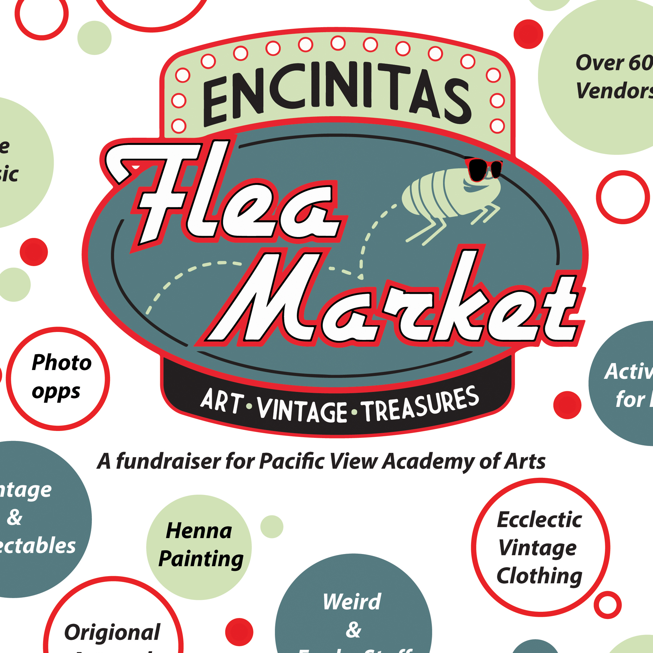 The Encinitas Flea Market