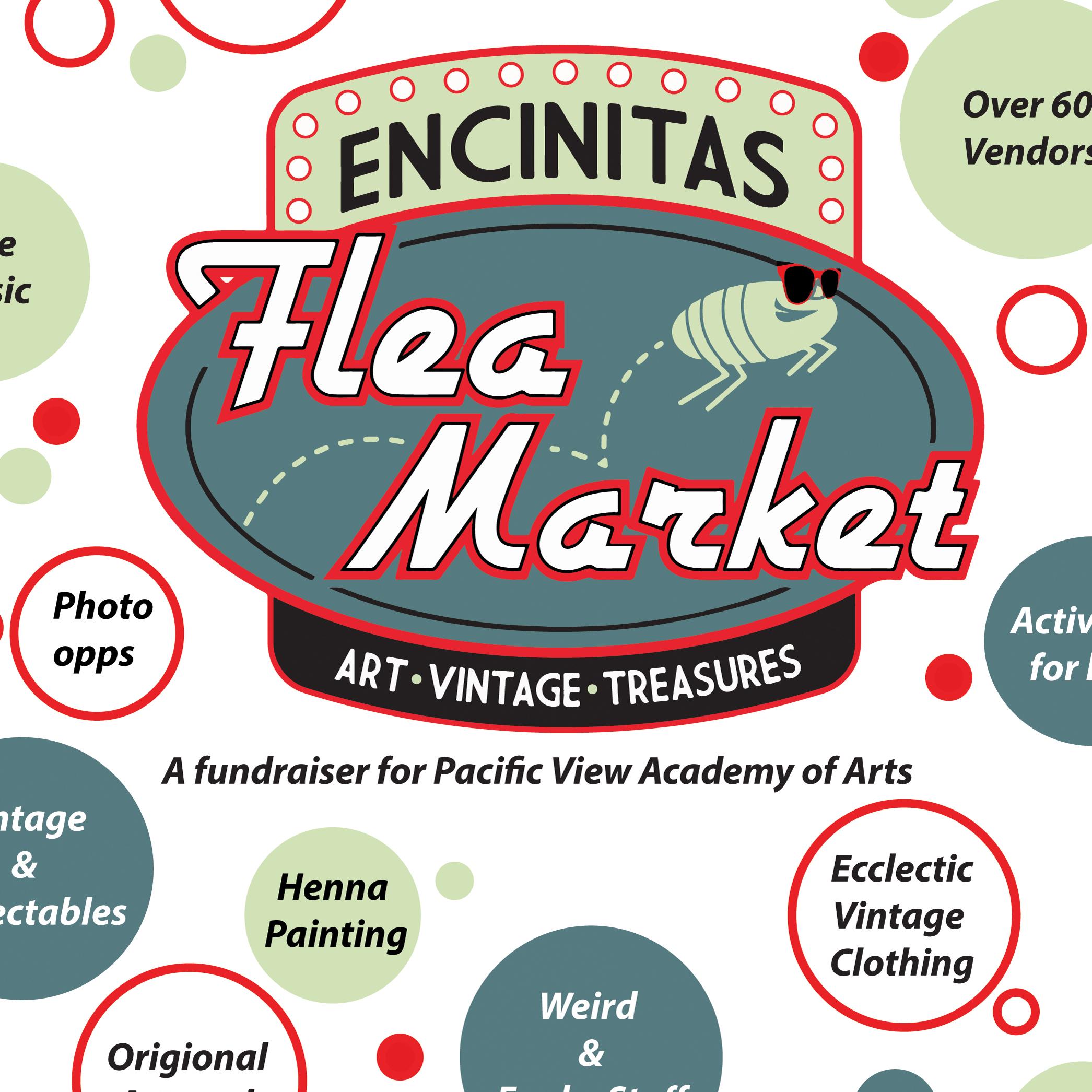 The Encinitas Flea Market