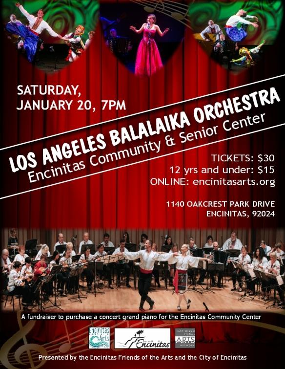 LA Balalaika Orchestra